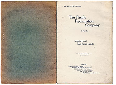 The Pacific Reclamation Company