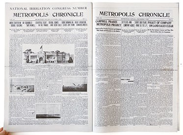 The Metropolis Chronicle