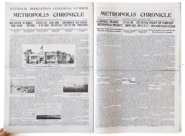 The Metropolis Chronicle